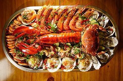 【文字教程】海鲜大咖与辣卤