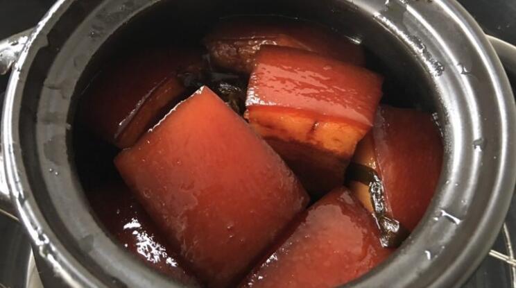 好吃的东坡肉:东坡肉最正宗的做法